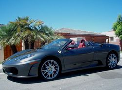 TSmith7790s 2007 Ferrari F430