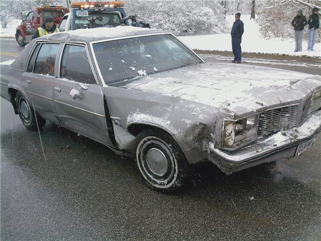 1979 Oldsmobile Delta 88 - Information and photos - MOMENTcar