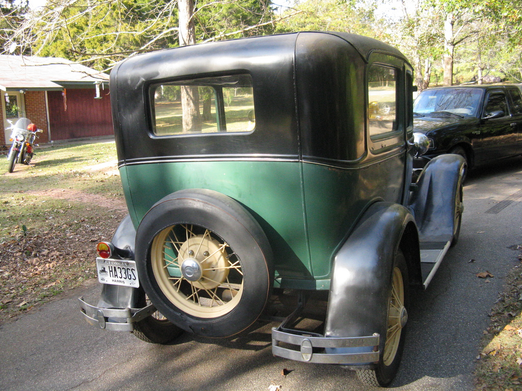 Another rickhood1989 1930 Ford Model A post... - 12285340