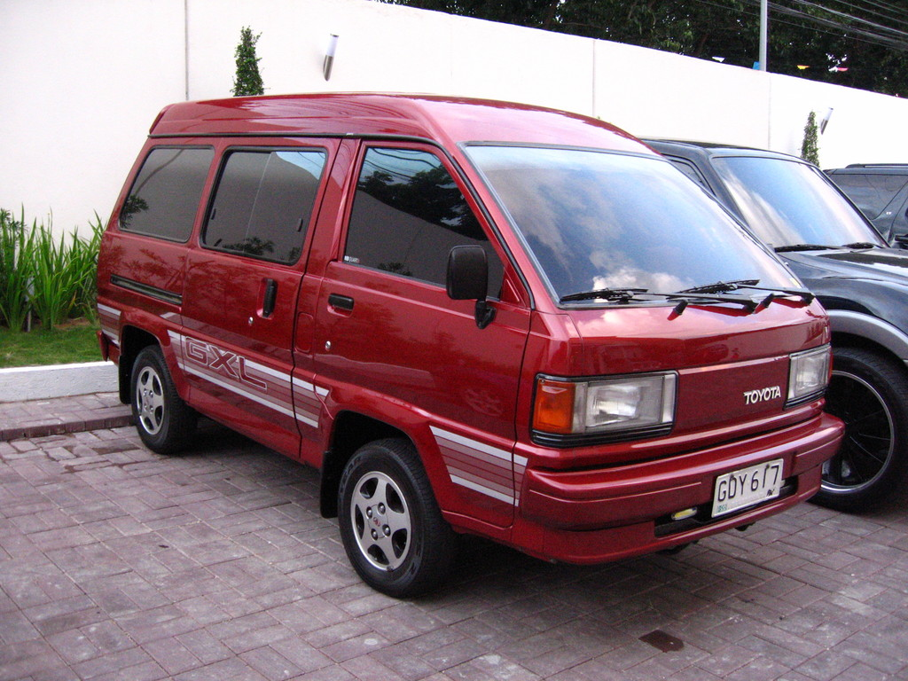Another cyberdrive88 1993 Toyota Van post... - 12285767