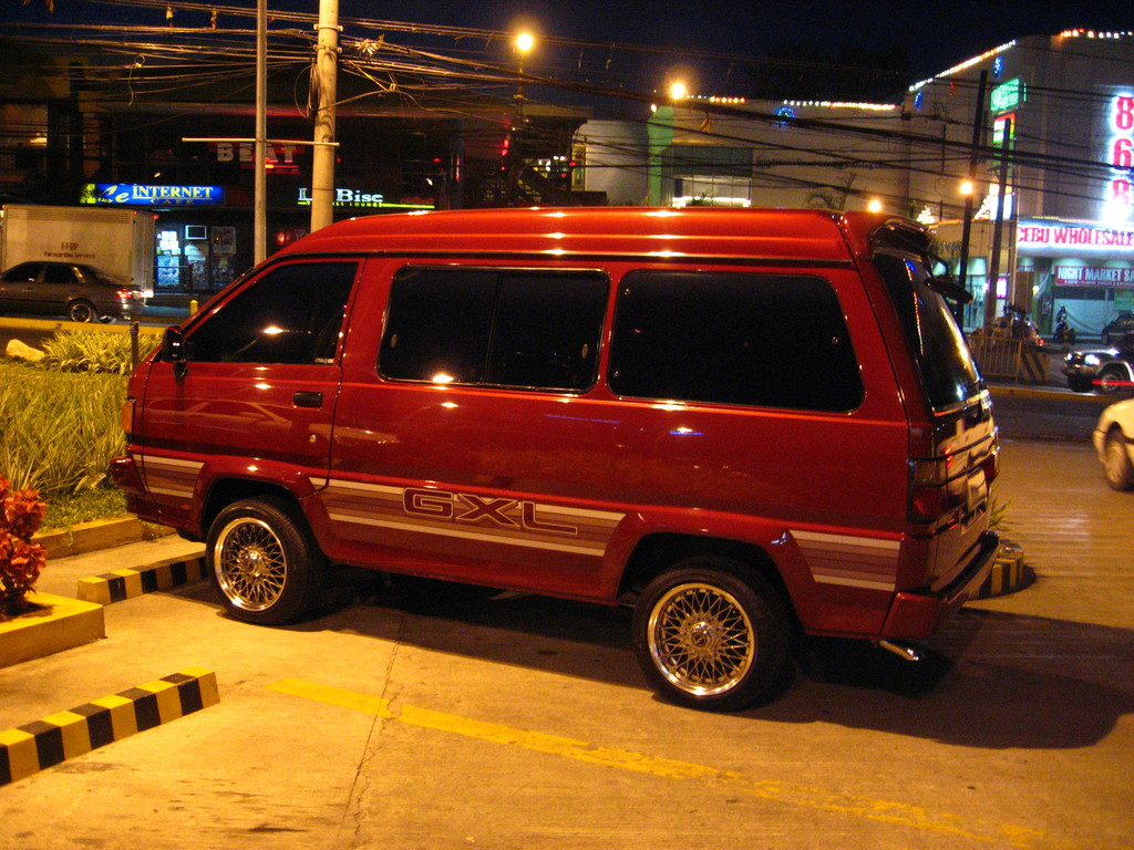 Another cyberdrive88 1993 Toyota Van post... - 12285798