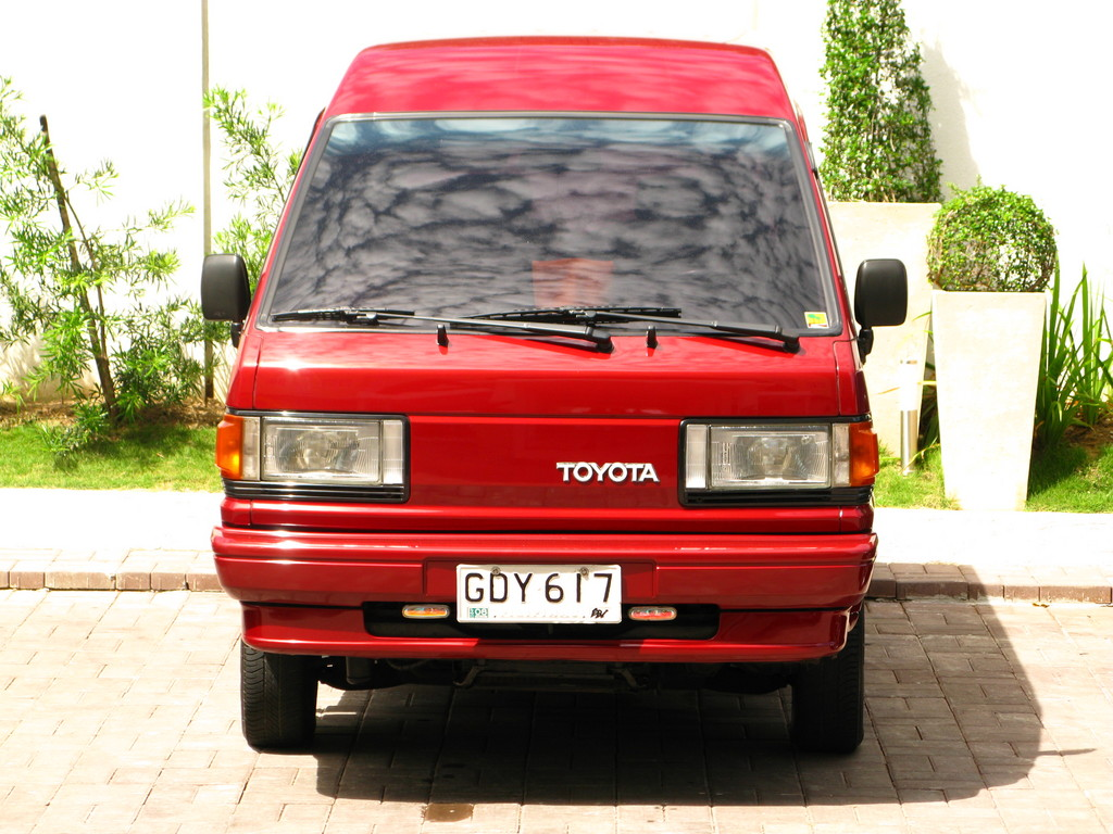 Another cyberdrive88 1993 Toyota Van post... - 12285799