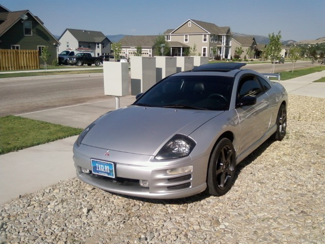 tbeclipse406's 2000 Mitsubishi Eclipse in Missoula, MT