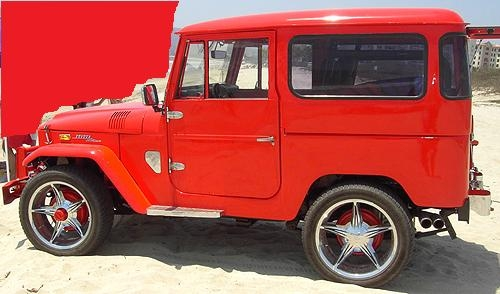 Another isabela 1977 Toyota Land Cruiser post... - 12736857
