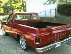 bluegrassjhs 1985 Chevrolet C/K Pick-Up