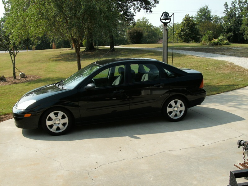01 ford focus zts