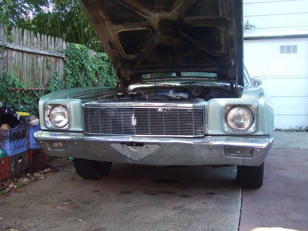 Another CarTuneCustomz 1972 Chevrolet Monte Carlo post... - 12351519
