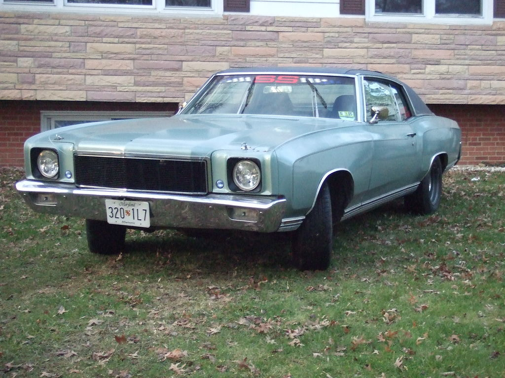 Another CarTuneCustomz 1972 Chevrolet Monte Carlo post... - 12351531