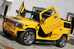 Krasnodars 2006 Hummer H2