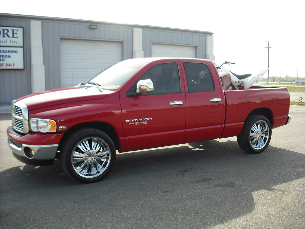cwpenland 2005 dodge ram 1500 quad cab specs photos. Black Bedroom Furniture Sets. Home Design Ideas