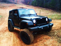 ManaConda08s 2008 Jeep Wrangler