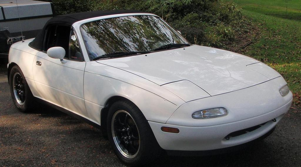 MRMPerformance 1990 Mazda Miata MX-5