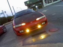 eclipsemadmans 1992 Mitsubishi Eclipse