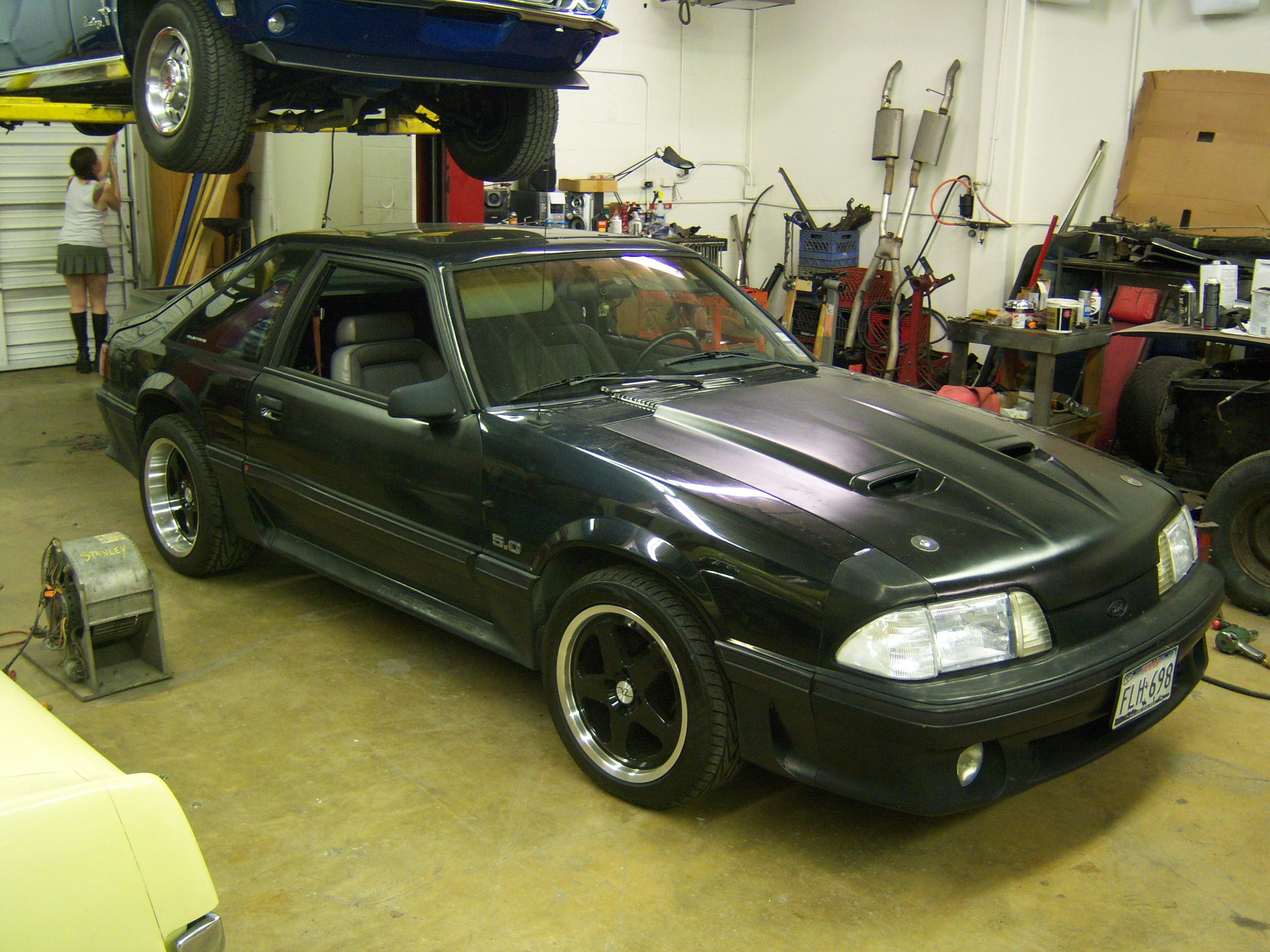 Hour13GT 1987 Ford Mustang