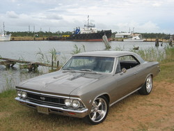 66SSAwsomes 1966 Chevrolet Chevelle