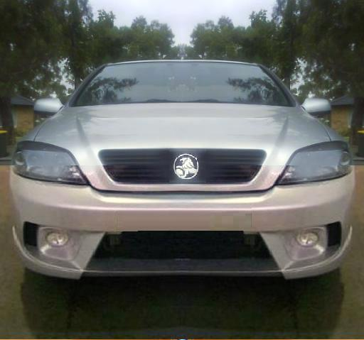Another Limeba 2000 Holden Astra post... - 12291854