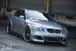 musicsoul263s 2004 BMW 5 Series