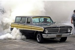 woodywagon1965r 1965 Ford Falcon