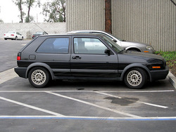 choochoos 1989 Volkswagen GTI