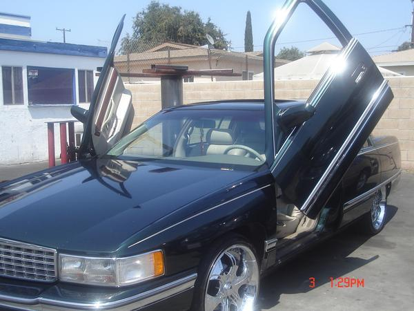 Another nvballa10 1996 Cadillac DeVille post... - 12292268