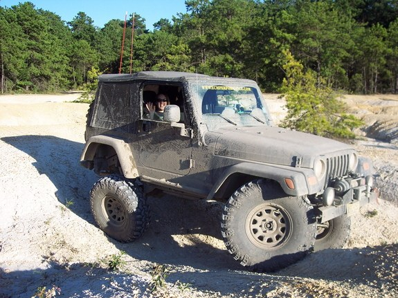 Another DocMorgan78 2006 Jeep Wrangler post... - 9478217