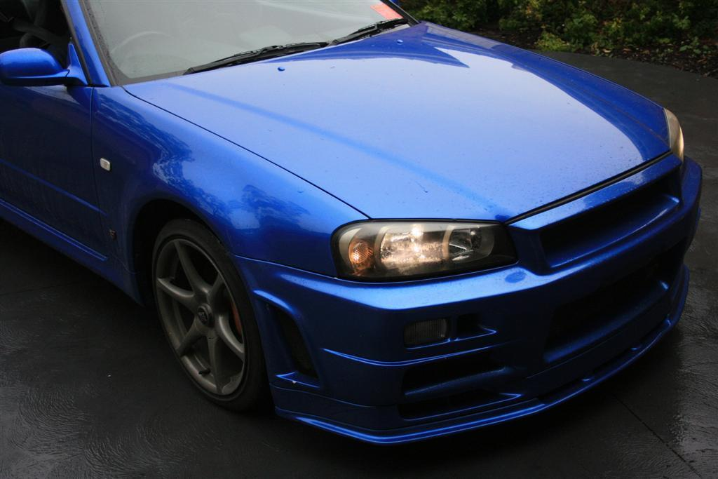 Another unco77 1999 Nissan Skyline post... - 12300919