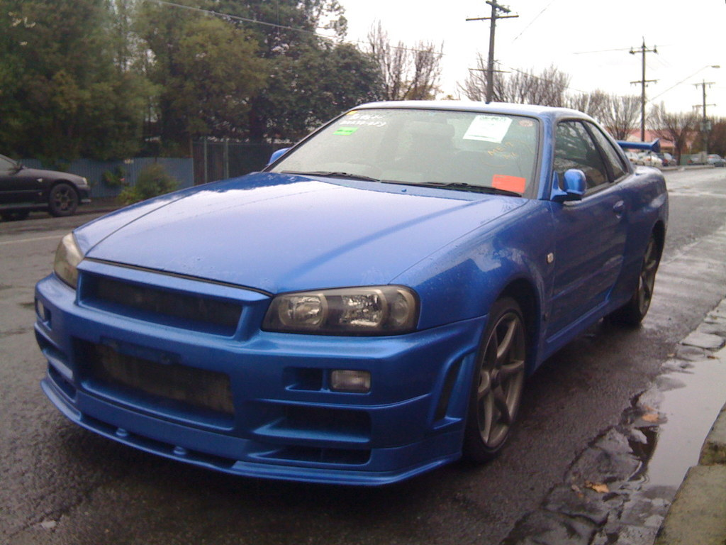 Another unco77 1999 Nissan Skyline post... - 12300926