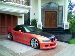 coupe28s 2000 BMW Z3