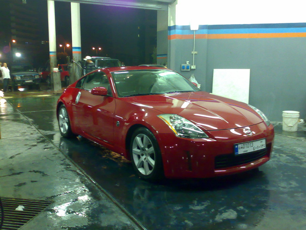 Another omega33 2004 Nissan 350Z post... - 12295304