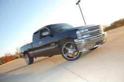 my-one-fine-99s 1999 Chevrolet Silverado 1500 Regular Cab