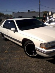 Chubs56 1993 Buick Roadmaster