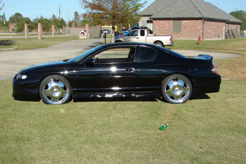 Another tatorhater 2002 Chevrolet Monte Carlo post... - 12297469