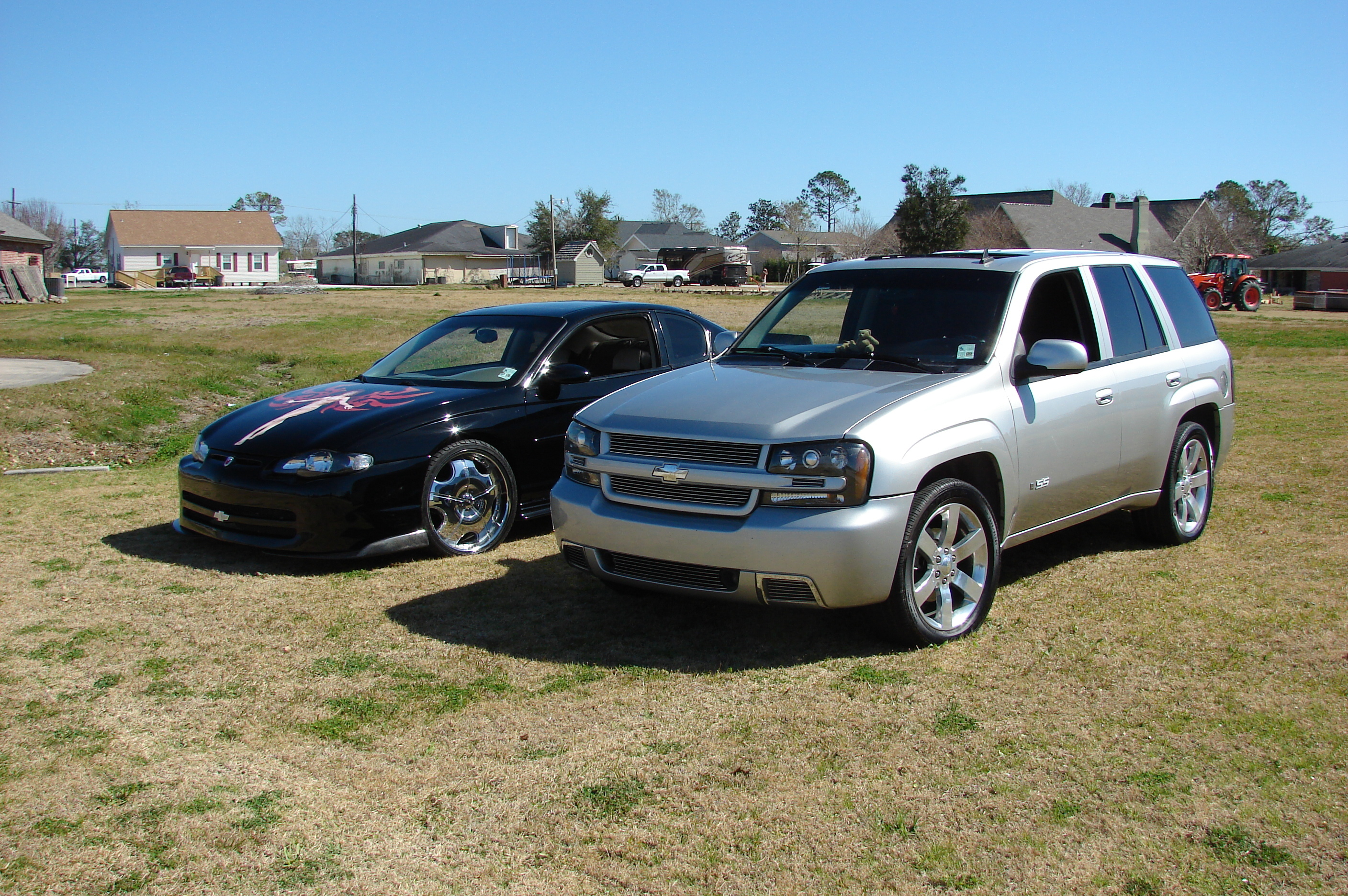 Another tatorhater 2002 Chevrolet Monte Carlo post... - 12297478