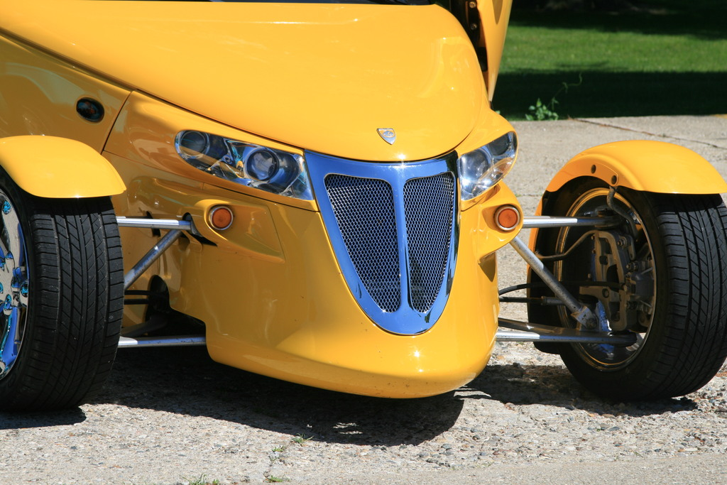 peejayhart 1999 Plymouth Prowler