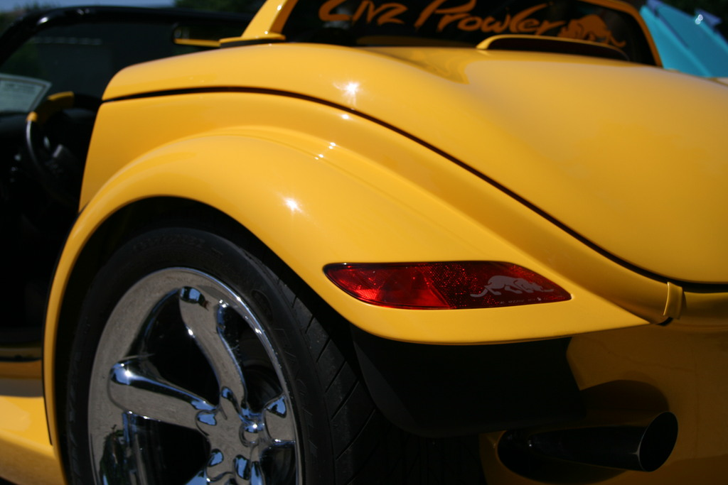 Another peejayhart 1999 Plymouth Prowler post... - 12297490