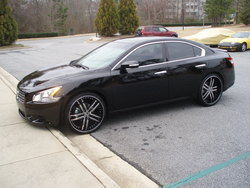 latinoandprouds 2009 Nissan Maxima