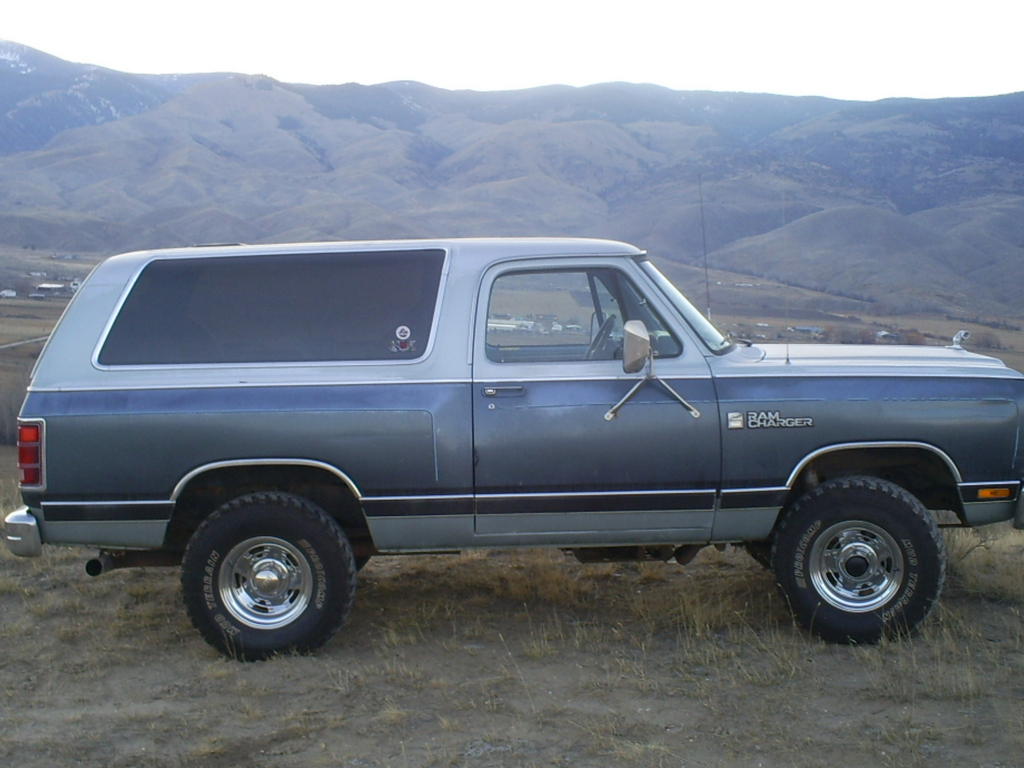 Huntinfishnfool 1987 Dodge Ramcharger Specs Photos Modification Info At Cardomain