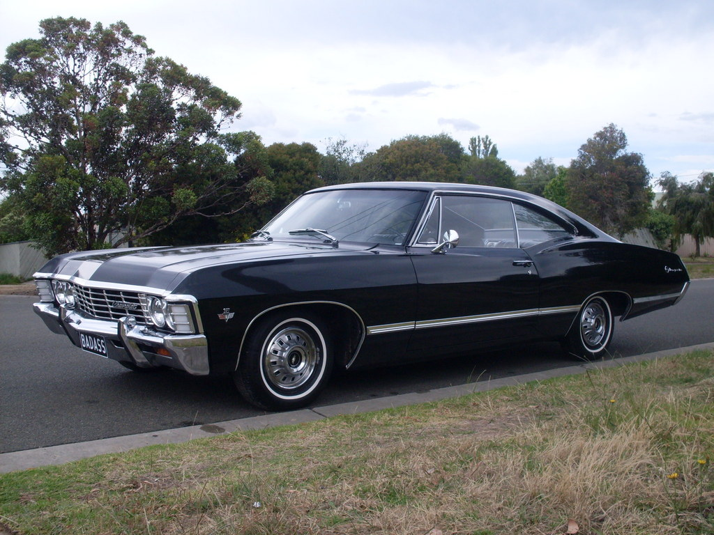 4 door 67 impala black with tan interior for sale autos post. Black Bedroom Furniture Sets. Home Design Ideas