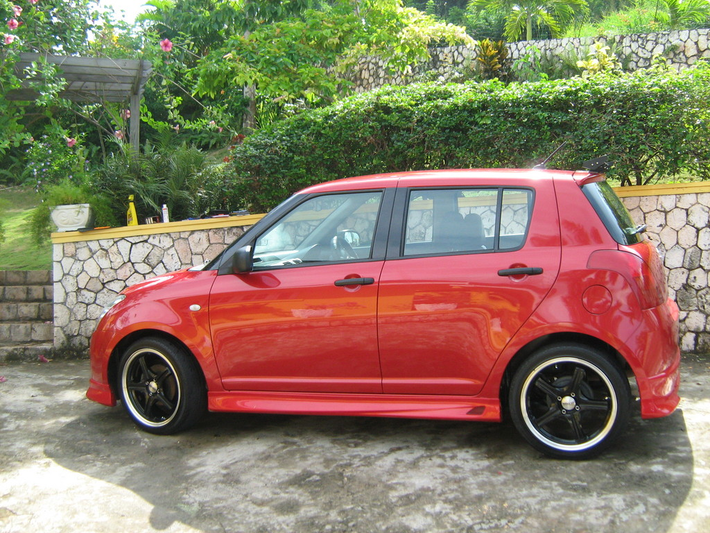 ryry ja 2006 suzuki swift specs photos modification info at cardomain. Black Bedroom Furniture Sets. Home Design Ideas