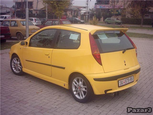 kum4e 2000 fiat punto specs photos modification info at cardomain. Black Bedroom Furniture Sets. Home Design Ideas