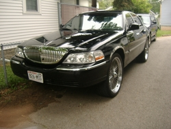 BigBoyKustomzs 2003 Lincoln Town Car