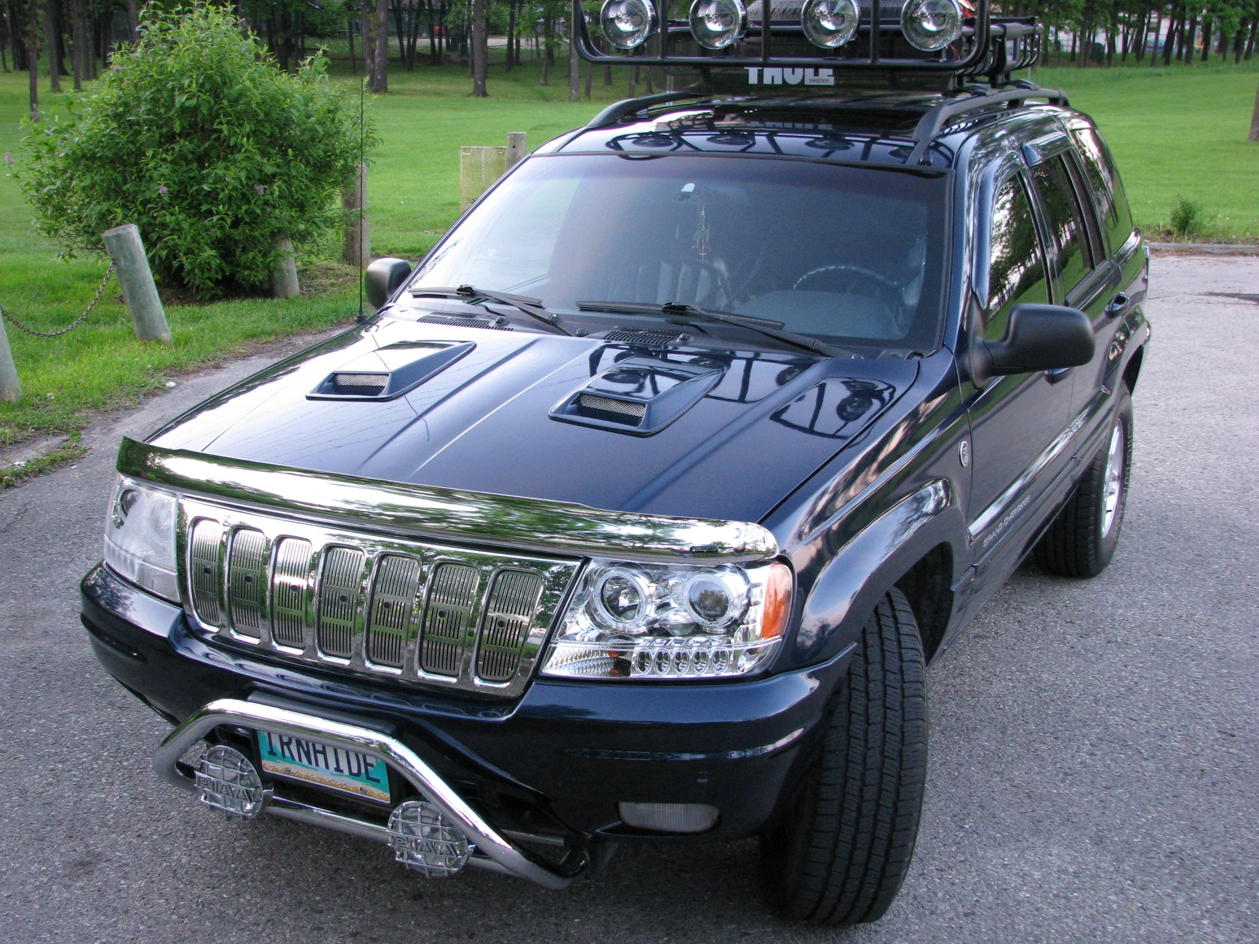 awesome1 2000 jeep grand cherokee specs photos modification info at cardomain. Black Bedroom Furniture Sets. Home Design Ideas