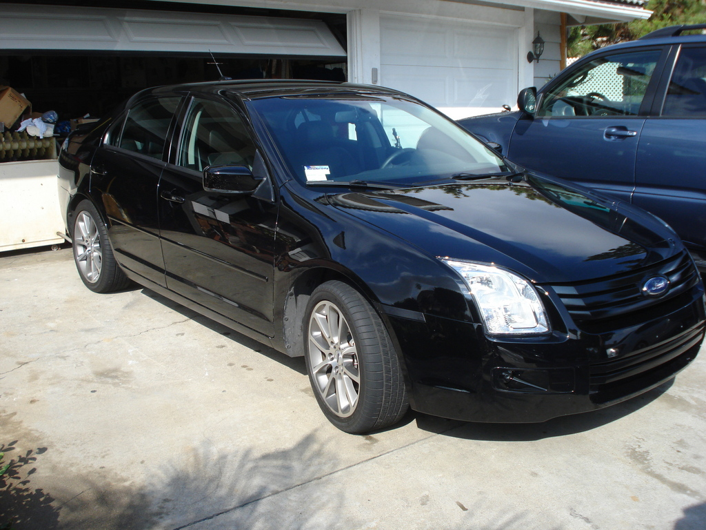 guero2 2008 ford fusion specs photos modification info at cardomain. Black Bedroom Furniture Sets. Home Design Ideas
