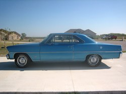 67duces 1967 Chevrolet Chevy II