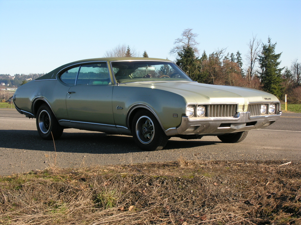 1968olds98 1969 Oldsmobile Cutlass Supreme Specs Photos