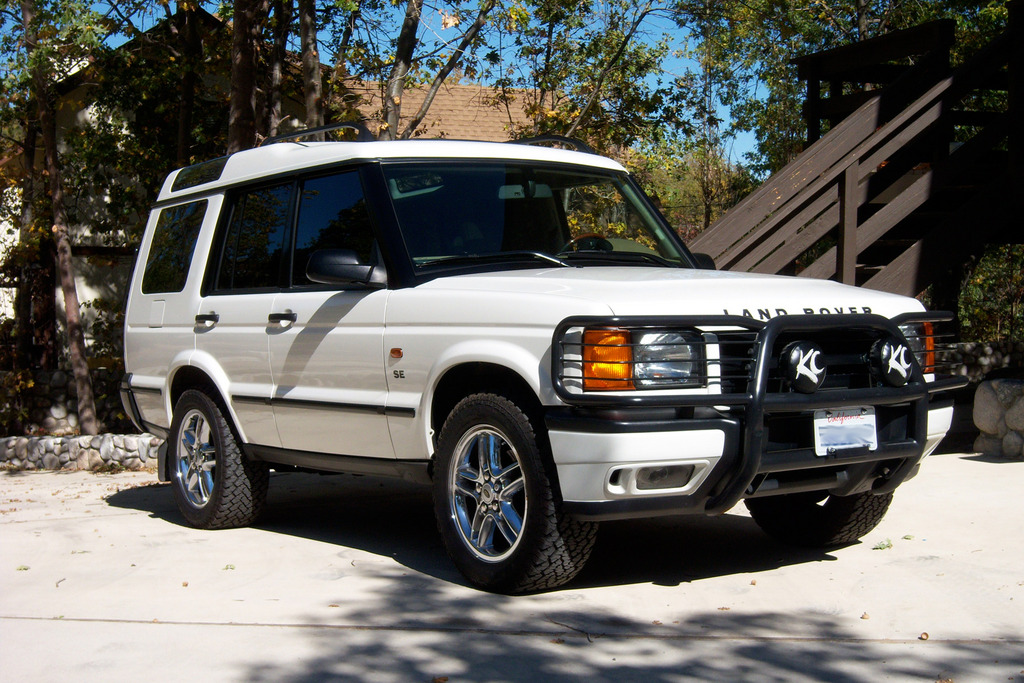 socalocrover 2002 land rover discovery series iise sport utility 4d specs photos modification. Black Bedroom Furniture Sets. Home Design Ideas
