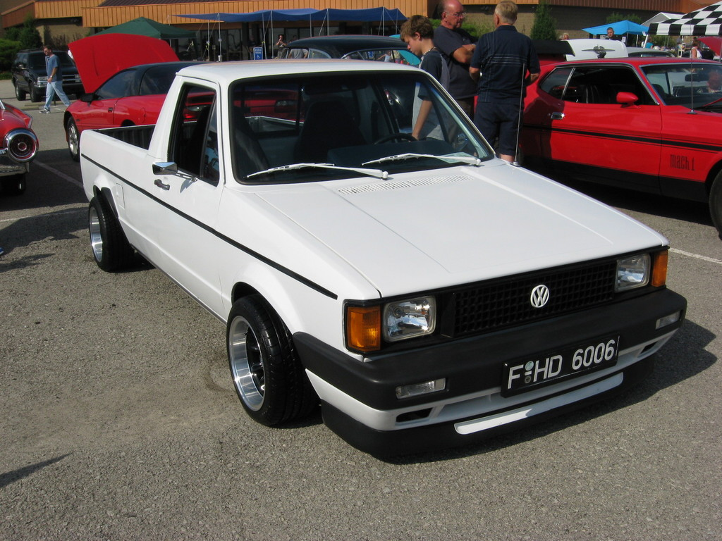 Another VdubCaddy 1982 Volkswagen Caddy post... - 12300445