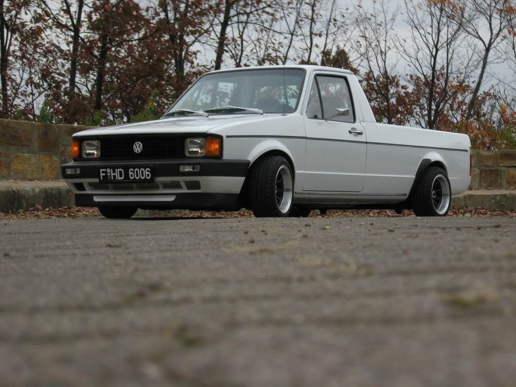 Another VdubCaddy 1982 Volkswagen Caddy post... - 12300451