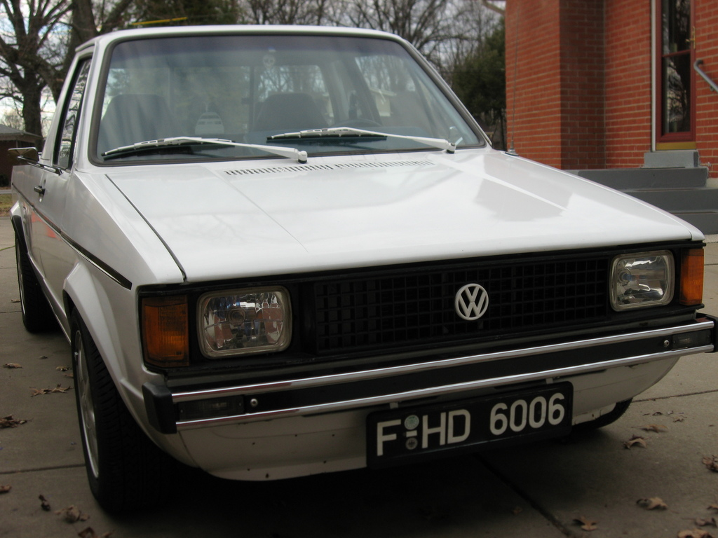 Another VdubCaddy 1982 Volkswagen Caddy post... - 12300464