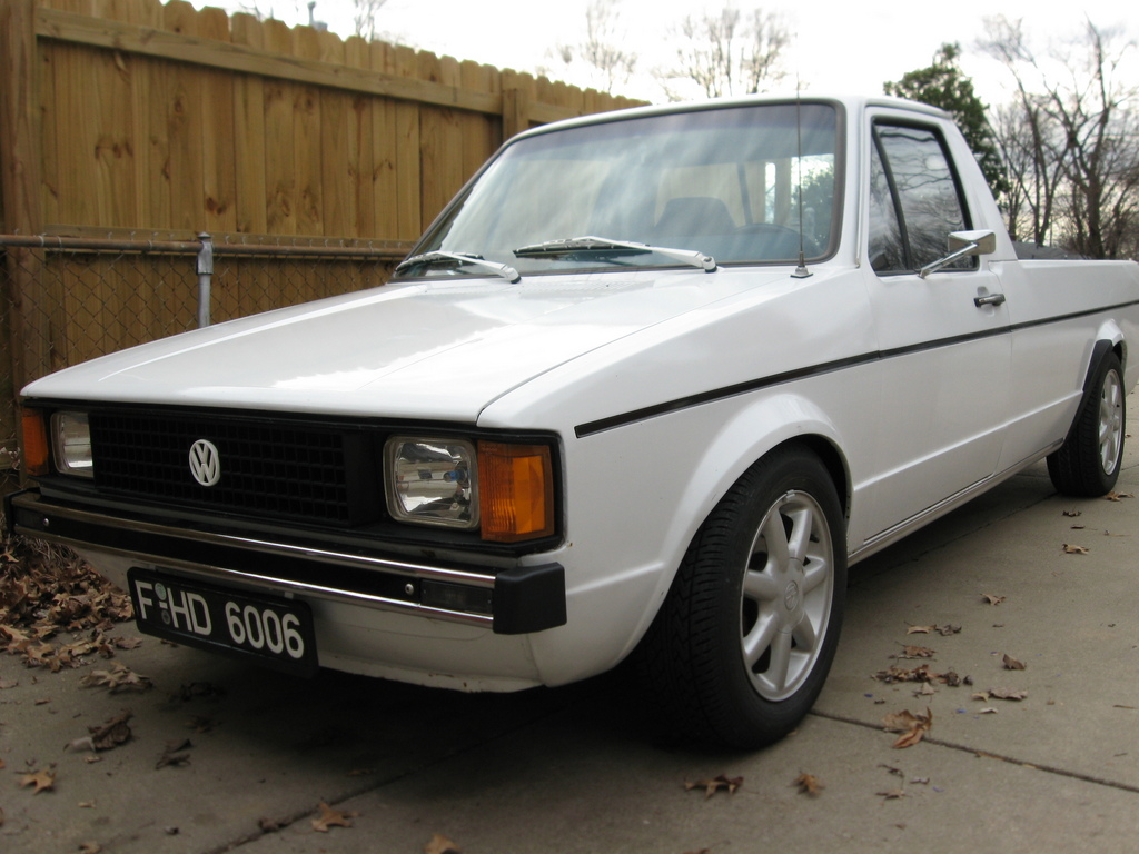 Another VdubCaddy 1982 Volkswagen Caddy post... - 12300465